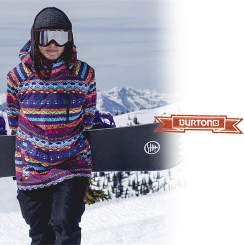 Burton 男女、儿童滑雪服饰