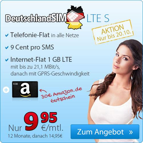 德国固定电话/手机通话免费+LTE高速上网手机卡