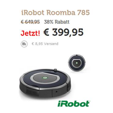 iRobot Roomba 785扫地机器人
