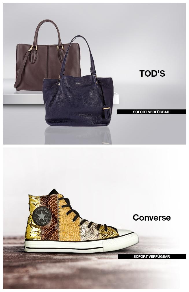 意大利奢牌Tod's包包/Converse匡威男女服饰鞋包