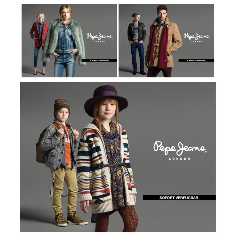 Pepe Jeans 男女装/童装/包包及配饰