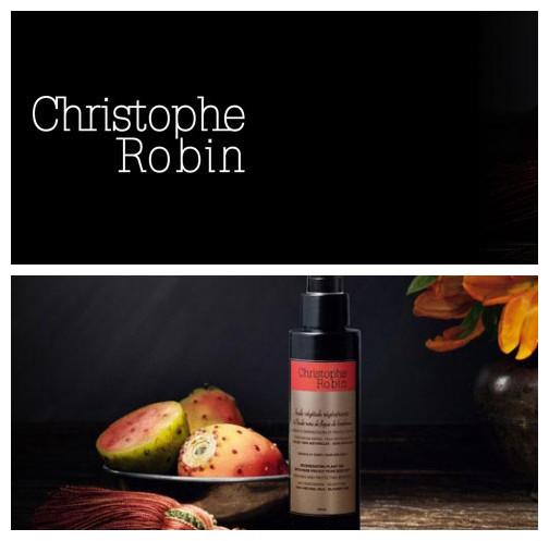 Christophe Robin 护发美发产品