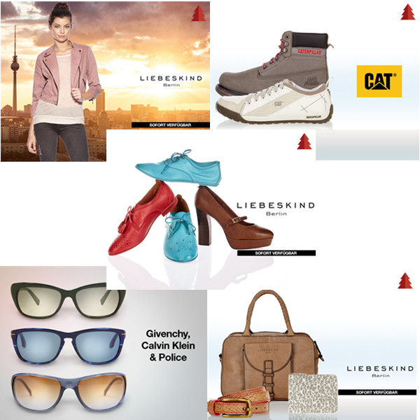 Liebeskind 女装女包女鞋/Givenchy CK等大牌太阳眼镜/Cat男士休闲鞋 户外鞋 特卖活动
