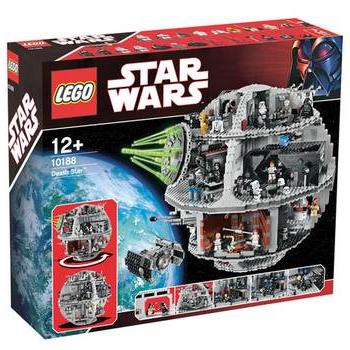 LEGO乐高星球大战系列玩具
