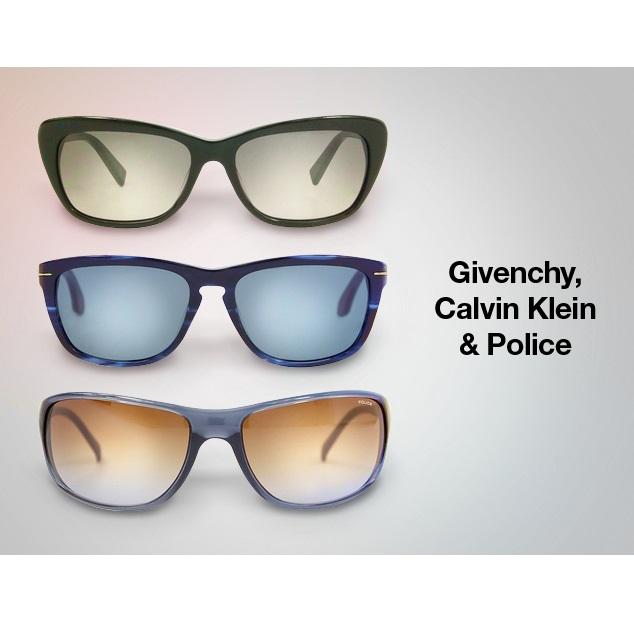 Givenchy/Calvin Klein/Loewe等太阳镜
