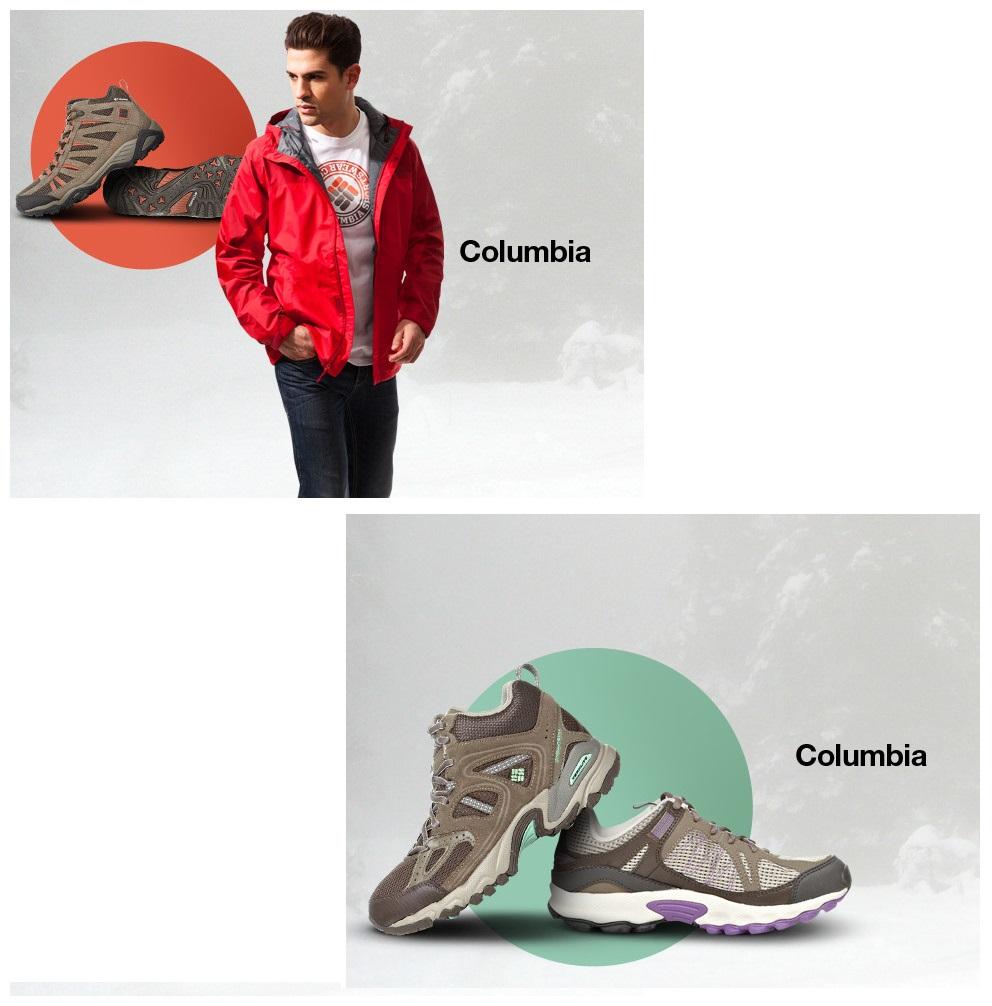 Columbia 哥伦比亚男装及男女鞋