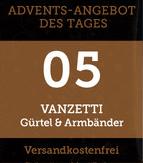 百年皮具 Vanzetti腰带/手环
