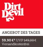Dirt Devil Infinity rebel50吸尘器