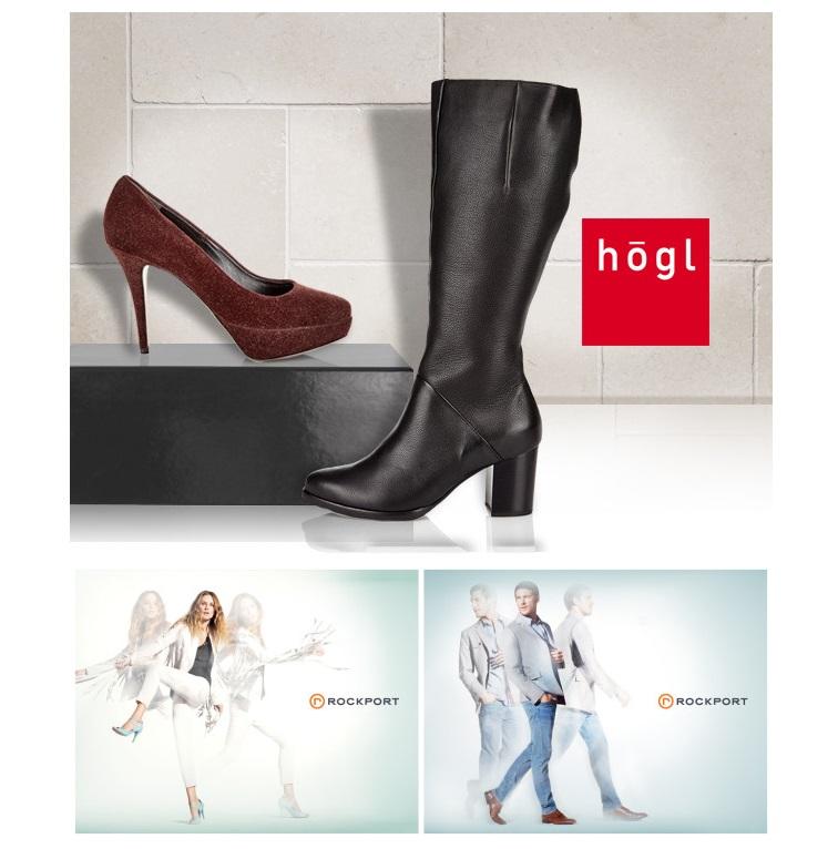 Högl女鞋/Rockport男女鞋特卖活动
