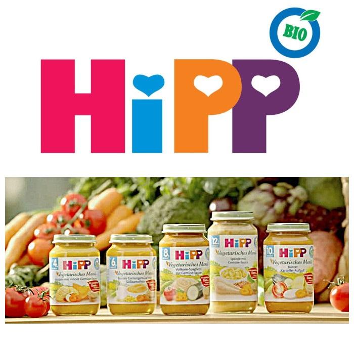 伴你成长 Hipp喜宝辅食