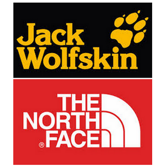 JACK WOLFSKIN、THE NORTH FACE 男女冲锋衣/抓绒衣