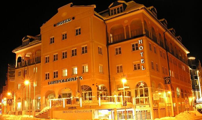 度假好选择 天鹅堡4星酒店