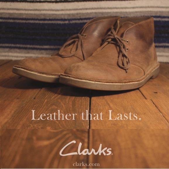 雅致英伦风-Clarks官网