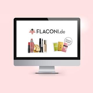 德国美妆护肤品网店Flaconi