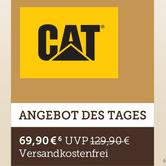 CAT男式工装靴