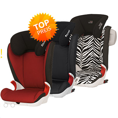 Britax Römer儿童安全座椅