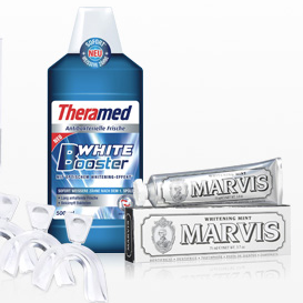 牙齿美白产品
