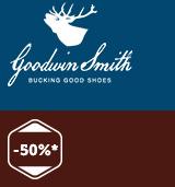 英伦品味 Goodwin Smith男鞋