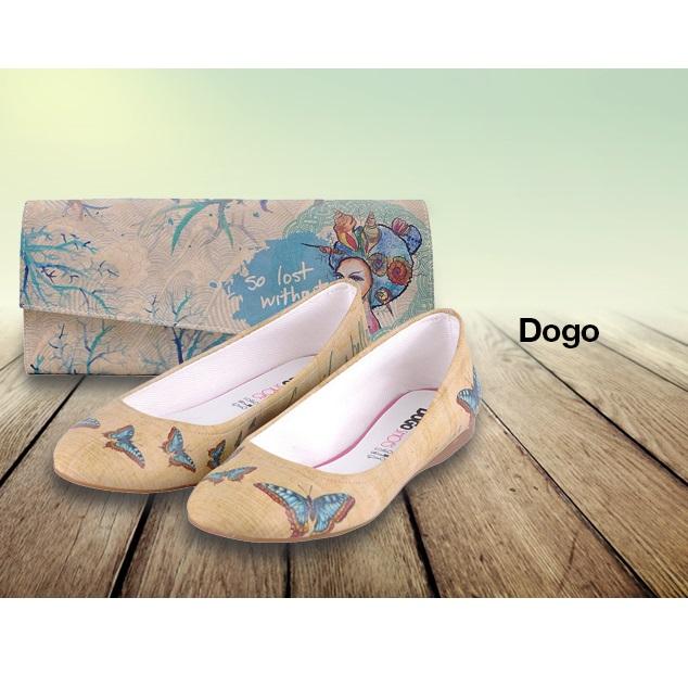 手绘风潮 Dogo鞋包特卖