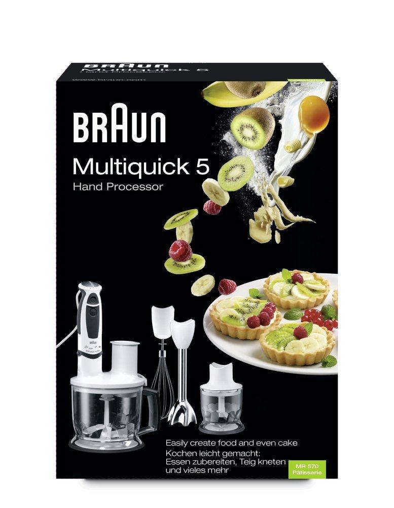 Braun博朗 多功能手持搅拌器