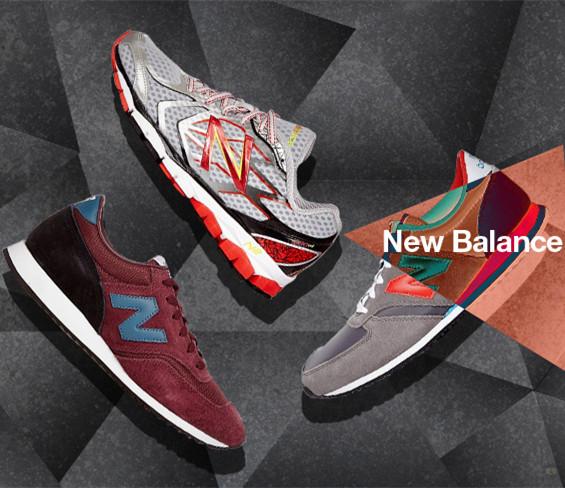 New Balance 运动鞋&慢跑服饰闪购