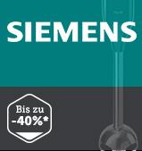 Siemens 小家电专场