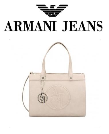 Armani Jeans Shopper时髦购物包