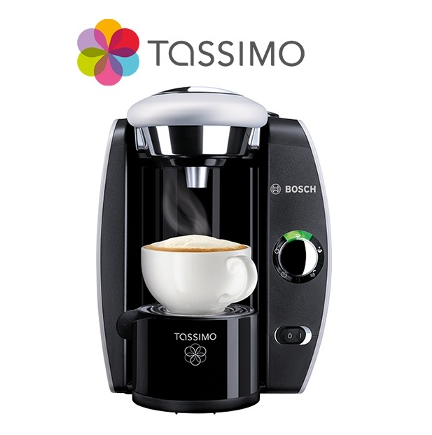 TASSIMO Fidelia咖啡机+Jacobs咖啡胶囊+Milka巧克力