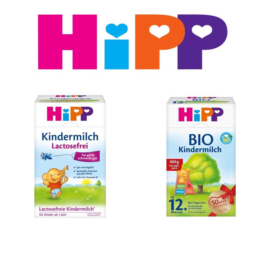 Hipp喜宝奶粉 多个系列