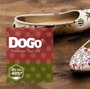 DoGo奇趣女鞋