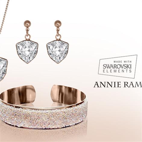 ANNIE RAM-施华洛世奇水晶元素饰品