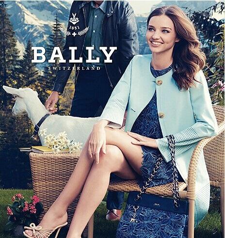 Bally瑞士奢侈品牌服装