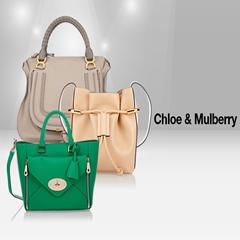 Chloé&Mulberry&Valentino等奢牌包包