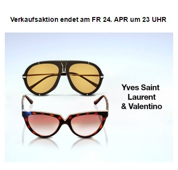 YSL & Valentino太阳镜