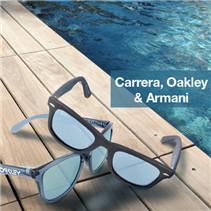 Carrera&Armani等大牌太阳镜