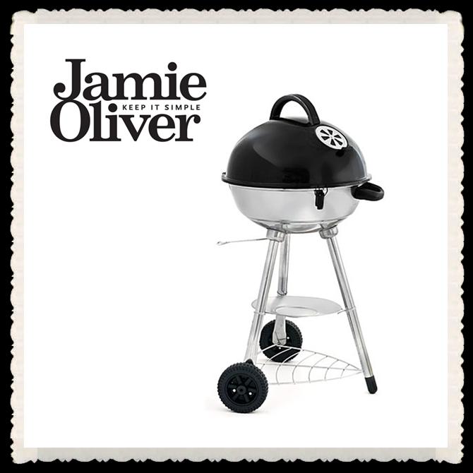 天才厨师Jamie Oliver立式烧烤炉