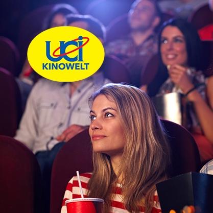 UCI KINOWELT电影院所有2D电影随便看