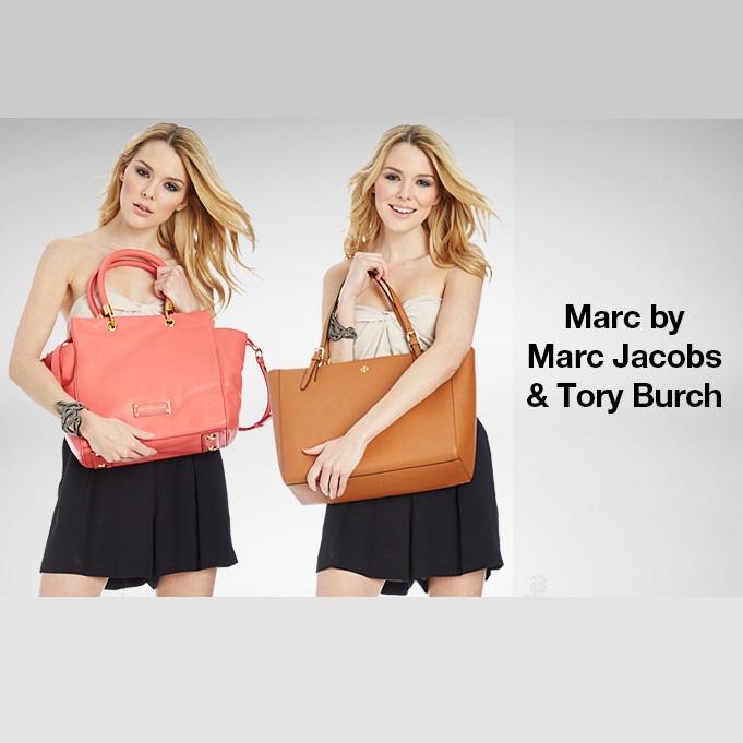 小资轻奢风-MARC BY MARC JACOBS & TORY BURCH手袋
