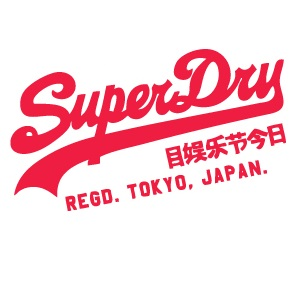 Superdry极度干燥女款T恤