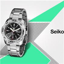 石英表创始者-Seiko精工腕表