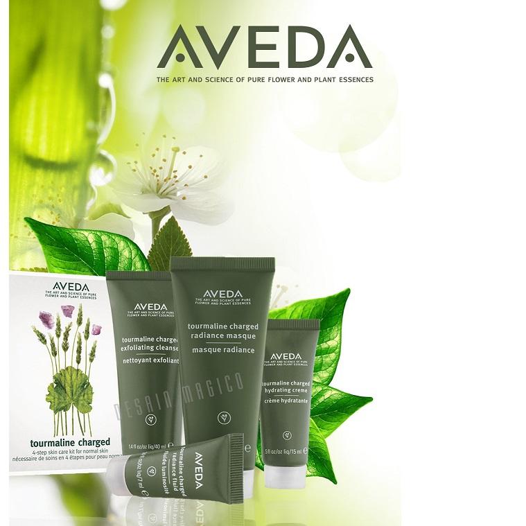 雅诗兰黛旗下的天然植物品牌Aveda