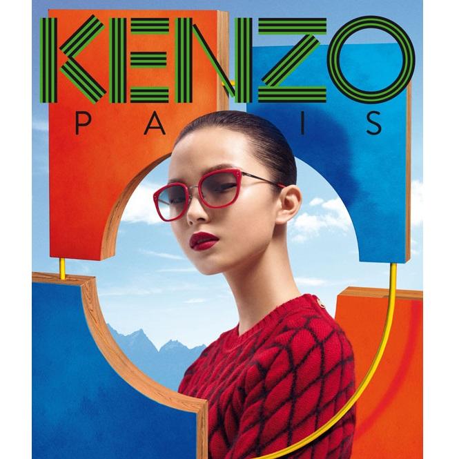 时尚狂想曲-KENZO墨镜多款可选
