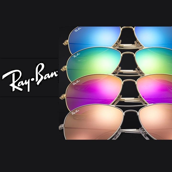 明星首选-Ray-Ban雷朋飞行官镜等墨镜及镜架闪购