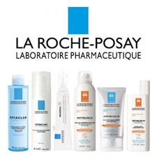 为皮肤而生的温泉水 La Roche-Posay理肤泉