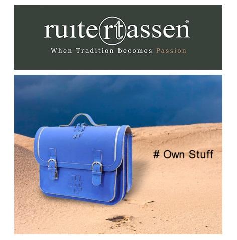 Own stuff by Ruitertassen 男女包袋
