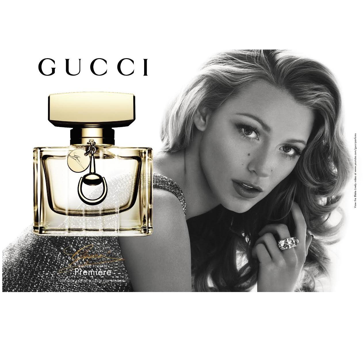 绕指幽香 Gucci香水