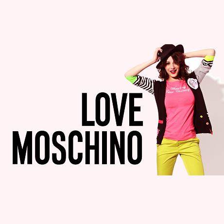 意大利少女奢牌Love Moschino女装闪购