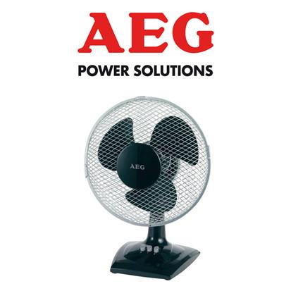 夏日送爽 AEG VL 5528台立壁挂两用电风扇