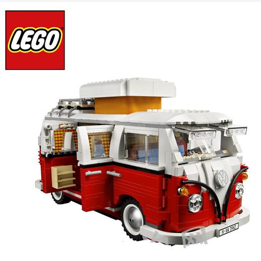 成年人的大玩具 Lego 大众T1露营车