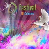 Holi Festival of Colours彩色巡回音乐节德国三大城市